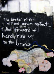 Broken in the Fall (2009) artist: JParadisi