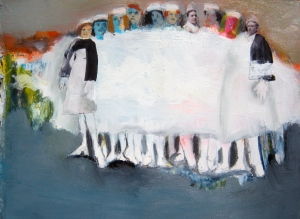 The White that Binds (Pinnning Ceremony) jparadisi 2010