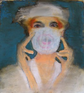 Sometimes a Surgical Mask feels like a Gag by jparadisi