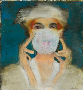 Sometimes My Surgical Mask Feels Like a Gag by jparadisi
