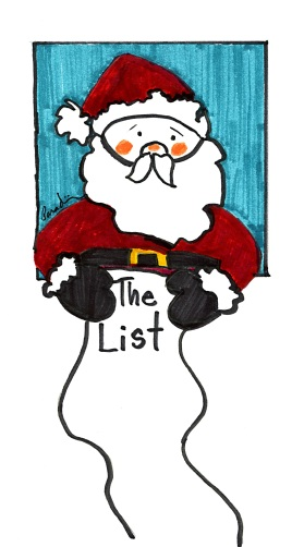 The List by jparadisi 2012