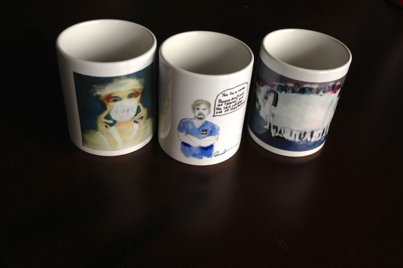 Nurse mugs now available at the JParadisiRN Art Store.
