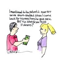 TMI? How Transparent Should Nurses Be With Patients?