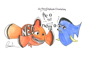 I said NEO, not Nemo by jparadisi