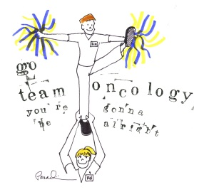 Go Team Oncology by jparadisi