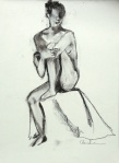 Life Drawing 2014 by jparadisi