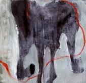 Yazzie (detail) by Julianna Paradisi